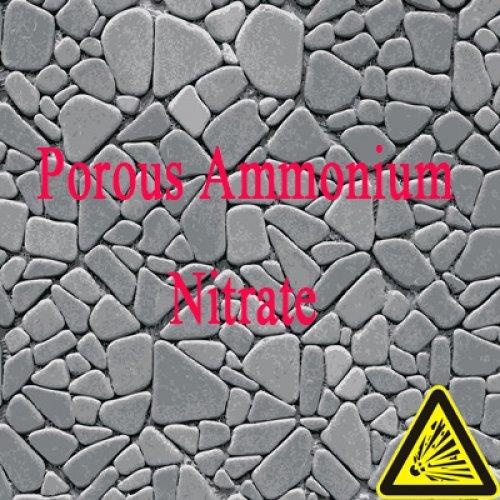 Porous Ammonium Nitrate